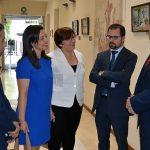 """Zamora pide """"ir de la mano"""" a los empresarios por los 7.000 desempleados de Ciudad Real"""
