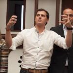 Albert Rivera defiende en Almagro la «patria común» de la cultura