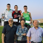 Yaudí Fernández y María Larios se alzan con el Trofeo Ayuntamiento de Ciudad Real en el Campeonato Regional Absoluto al aire libre