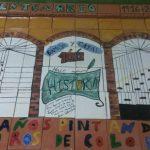 Puertollano: Alfar Arias dona al colegio Ramón y Cajal un mosaico para celebrar el centenario del centro