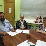 El Ayuntamiento de Argamasilla de Calatrava firma un convenio con la Asociación Ayuda Solidaria