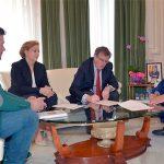 La Diputación aporta 120.000 euros al Programa de Promoción, Captación y Retención del Talento de la UCLM