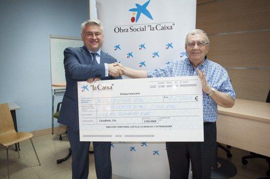 Sociedad san vicente de pa l diario for Pisos de obra social la caixa