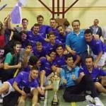Los Cortijos gana la liga de fútbol sala Montes Norte