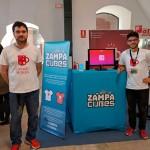 'Zampa Cubes', la primera partida del estudio ciudadrealeño Cosmic Works Studios