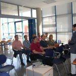 Los emprendedores que forman parte del programa Go2Work inician su actividad en los espacios de coworking