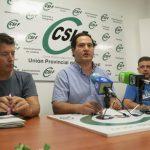 """CSI•F denuncia el """"caos"""" en que está sumido Emergencia Ciudad Real y reclama el cese del presidente del consorcio"""