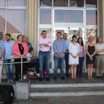 Las instituciones de Ciudad Real guardan un minuto de silencio por el atentado de Estambul