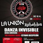 Una fiesta temática, atracciones y regalos acompañarán a La Unión, Danza Invisible y Los Rebeldes en el Festivalle Alcudia
