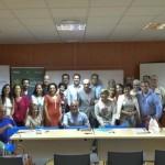 Globalcaja Horizonte XXII y AECT forman a una treintena de empresarios en el PED