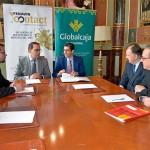 Globalcaja aporta 12.000 euros al encuentro de negocio FENAVIN Contact