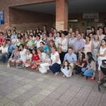 «Lo que de raíz se aprende nunca se olvida»: Lágrimas de orgullo por el Juan Alcaide