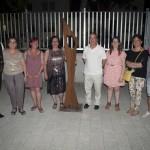 Los Rosales celebra el inicio de sus fiestas con un regalo monumental
