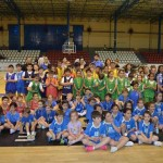 Ciudad Real:Pilar Zamora entrega los premios del 6º Trofeo Juan Ledesma