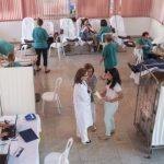 El VIII Maratón de Donación de sangre pretende superar las 200 extracciones del año pasado