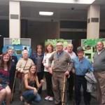 Los mayores de Puertollano, con el medio ambiente