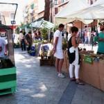 Exitoso tercer mercado EcoArtesanal en Daimiel