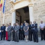 El Gobierno de Castilla-La Mancha en bloque muestra su condena al atentado homófobo perpetrado en Orlando