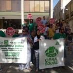 La PAH de Puertollano convertirá su protesta en cacerolada frente al Ayuntamiento