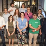 «La revolución la traemos nosotros»: Unidos Podemos se presenta con el ánimo de «arrebatarle» la mayoría al PP