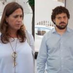 Nuevo roce entre Jorge Fernández y Rosa Romero a cuenta de unas supuestas confidencias que cuestionarían a la candidata en el seno del PP
