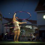 Sábado de migas y circo en Los Rosales