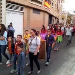 Puertollano: Fin de semana solidario para el grupo Scout San Juan Bautista
