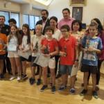 Entregados los premios del XVIII Concurso del Parque Infantil de Tráfico de Ciudad Real