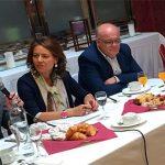 Unas 50 entidades y colectivos sociales se interesan por las políticas sociales impulsadas por el Gobierno regional