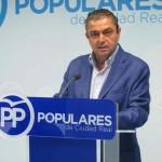 """Martín-Toledano apela a la concentración del voto moderado """"frente al extremismo"""""""