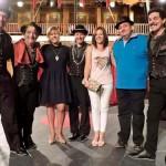 El público responde con entusiasmo y llena el Patio de Comedias de Torralba de Calatrava en el I Festival de Circo