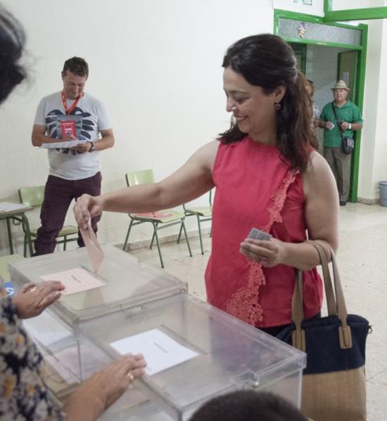votaciones ciudad real 26J 2