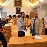 El Ayuntamiento destina 15.500 euros a acciones conjuntas con AJE Ciudad Real