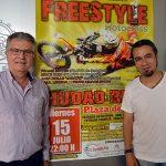 Ciudad Real: La Plaza de Toros acoge una Exhibición de Freestyle a beneficio del Deportivo Manchego