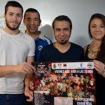 La Plaza de Toros de Ciudad Real acoge este viernes una velada internacional de Kickboxing y Muay Thai