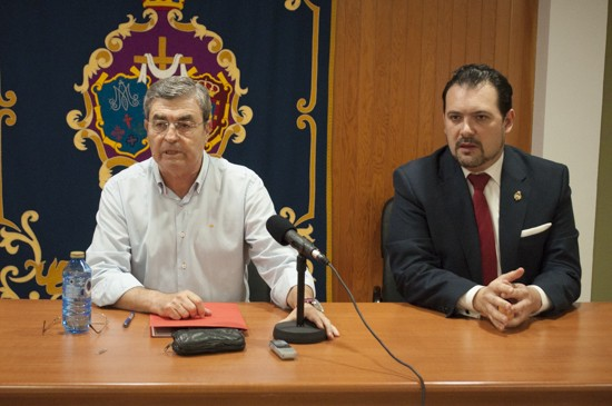 Turrillo presidente cofradias 1