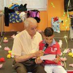 Os queremos, abuelos: Puertollano comparte una entrañable jornada intergeneracional
