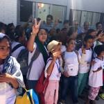 Cuatrocientos niños saharauis llegan a la provincia de la mano del programa Vacaciones en Paz