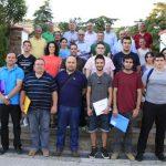 Clausurado el curso de Técnicas Básicas de Inspección organizado por ARQUICMA y el Colegio Salesiano