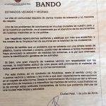 """La alcaldesa de Ciudad Real dedica un solemne bando a los excrementos caninos, causantes de """"un problema de convivencia"""""""