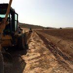 Calzada de Calatrava: El Ayuntamiento invierte más de 100.000 euros en la mejora de más de 30 kilómetros de caminos rurales
