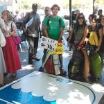 Caravana a Grecia: Cuatro ciudadrealeños que «no miran para otro lado»