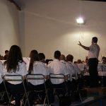 Lleno en el tercer concierto de verano de la Banda Municipal