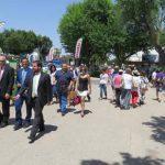 Caballero destaca que Manzanares representa el crecimiento económico de la región