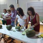 30 personas participan en el III Concurso de Melón Piel de Sapo de Ferimel