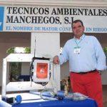 Un sistema para controlar el riego del pívot desde una aplicación móvil, premio a la novedad en FERCAM