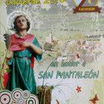 Este sábado se inauguran las fiestas de Valverde en honor a San Pantaleón