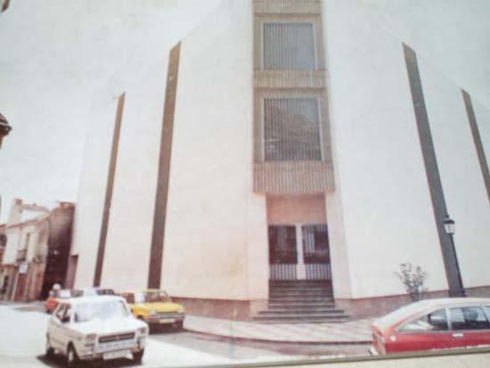 .Antiguo edificio del Museo Provincial