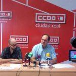 """CCOO:""""El Plan de Empleo ha incidido más en la reducción del paro en la provincia de Ciudad Real que la propia actividad económica"""""""