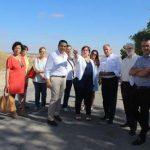 El Gobierno regional inicia las obras de mejora y refuerzo del tramo comprendido entre la intersección con la carretera CM-310 y Campo de Criptana